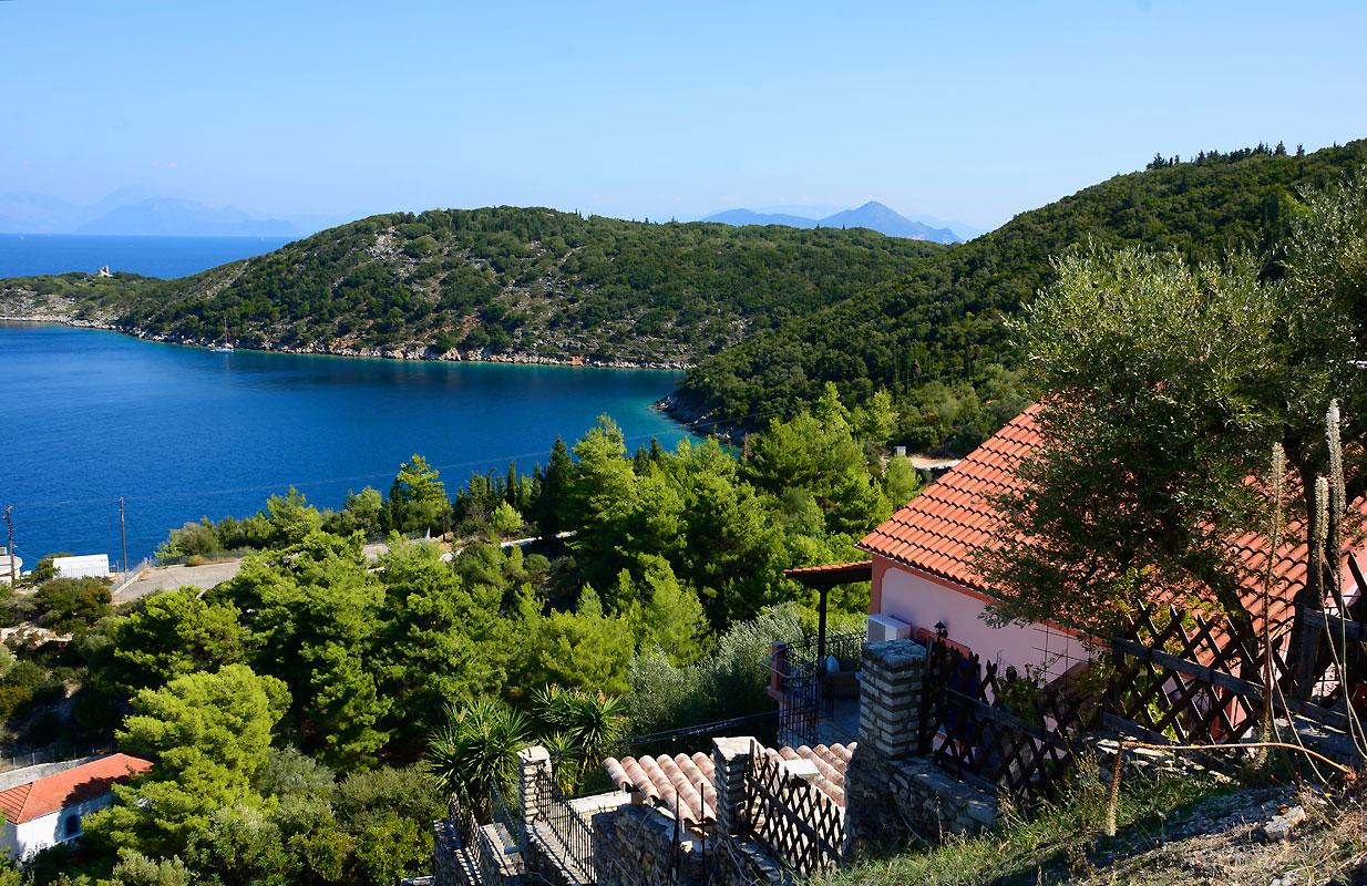 Greek Island Real Estate Ithaca Property Greece Buy